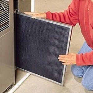 Allergy - Changing Air Filter