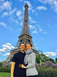 BLOG - Alan & Audrey in Paris