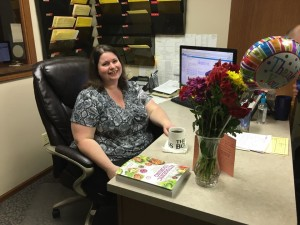 BLOG - Angela on Admin. Professionals Day
