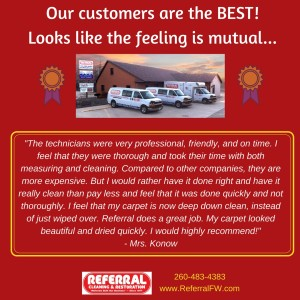 BLOG - Another Happy Referral Customer February 2018