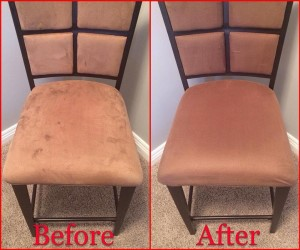 BLOG - Before and After Upholstery
