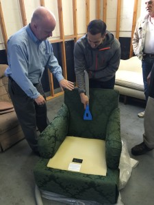 BLOG - Fort Wayne Cleaning Company - Cleaning Upholstery