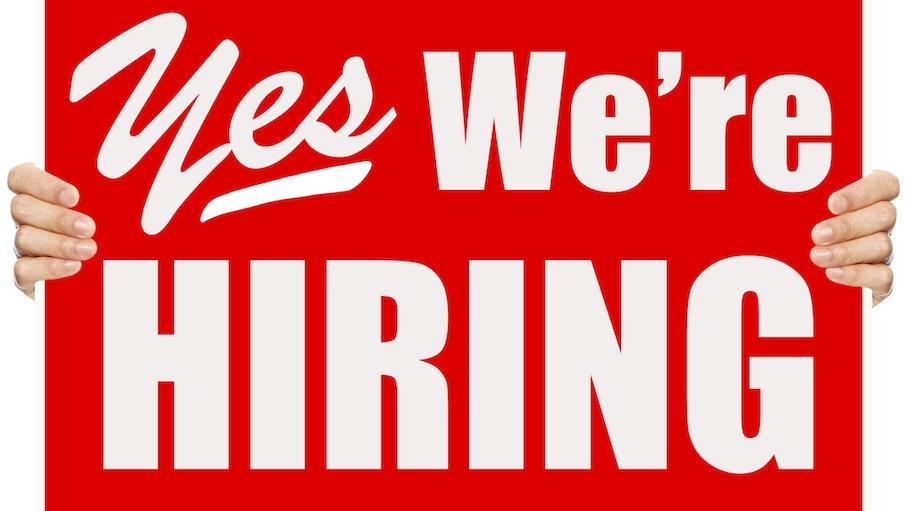 Blog hiring
