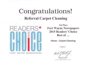 Blog - Readers Choice Award
