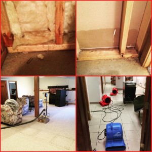 Blog - Water Damage In Process