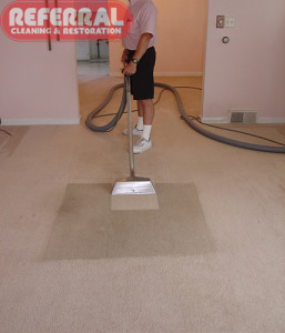 Carpet - 3 Carpet In Allen County Home Cleaned To Like New Condition By Referral