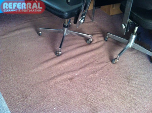 Rolling Chair Carpet Damage Carpet Vidalondon