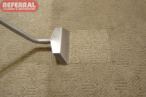 Carpet - Multilevel Loop Berber Carpet Cleaning Contrast