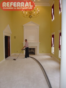 Carpet - Referral can keep your home clean, healthy and comfortable 2