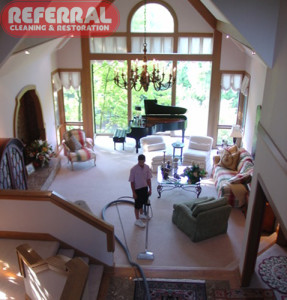 Carpet - Referral can keep your home clean, healthy and comfortable