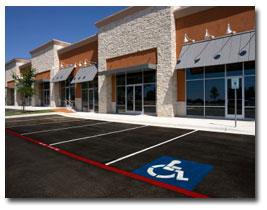 Commercial - Clean Parking Lot