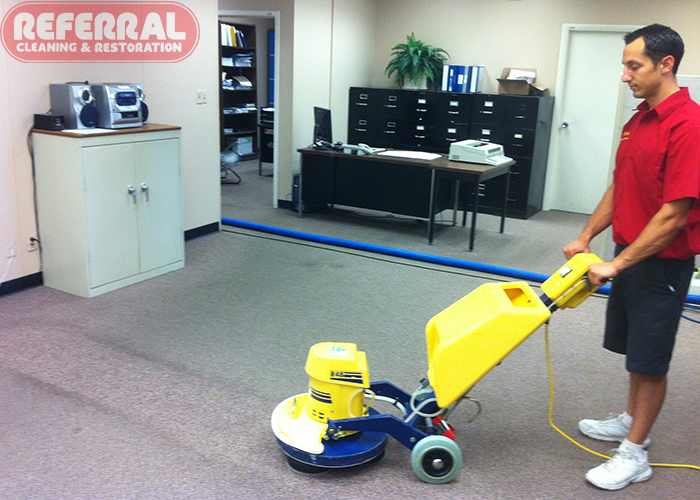Commercial Cleaning Banner