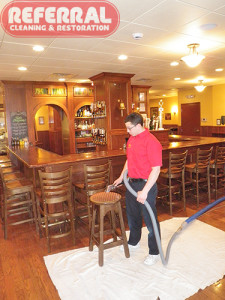 Commercial-Cleaning-Fabric-Barstools-At-A-Fort-Wayne-Pub