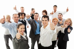 Commercial - Employees Are Happy & Productive In A Clean Office