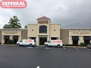 Commercial - Referral Cleaning Carpet At Habegger Furniture In Fort Wayne