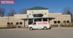 Commercial - Referral Cleaning Carpet at WFWA PBS 39