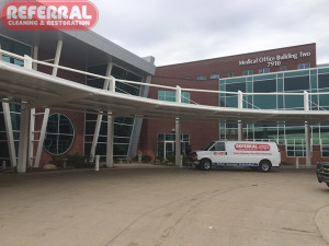 Commercial - Referral Cleans Carpet In Fort Wayne Medical Buildings