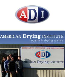 Vaunda, Ron, Brent, Ryan & Alan in Morristown, Tennessee at American Drying Institute (ADI) where they attended an intensive 3 days hands on drying course.