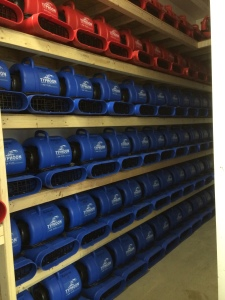 Emergency - Equipment Shelf