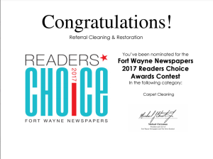 BLOG - Fort Wayne Readers Choice 2017