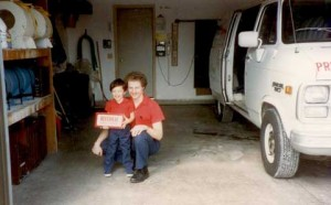 History - Ron & Alan 1988