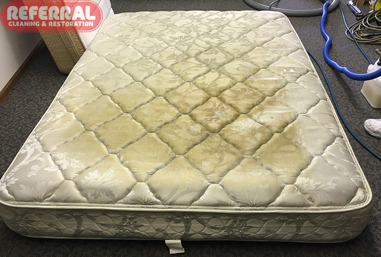 how to get rid of an old mattress in london