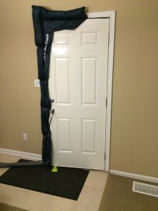 New Door Drape Photo