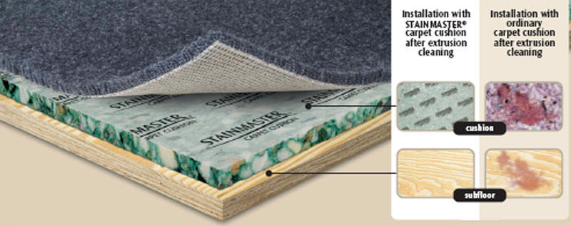 Pet - Carpet Pad Stainmaster