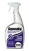 Products - Squeaky Cleaner