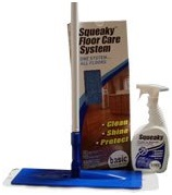 Products - Squeaky Floor Care System