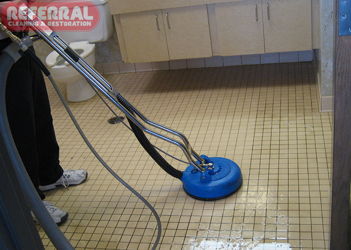 Tile Cleaning Banner