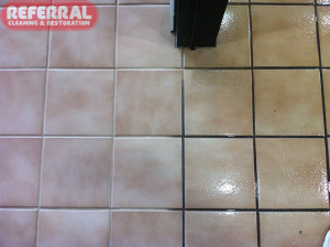 Tile - Tile & Grout Cleaning Contrast