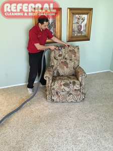 Upholstery -  Recliner Chair Cleaning in Fort Wayne