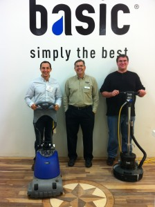 Wood - Alan & Brent At Basic Coatings Hardwood Floor Cleaning School