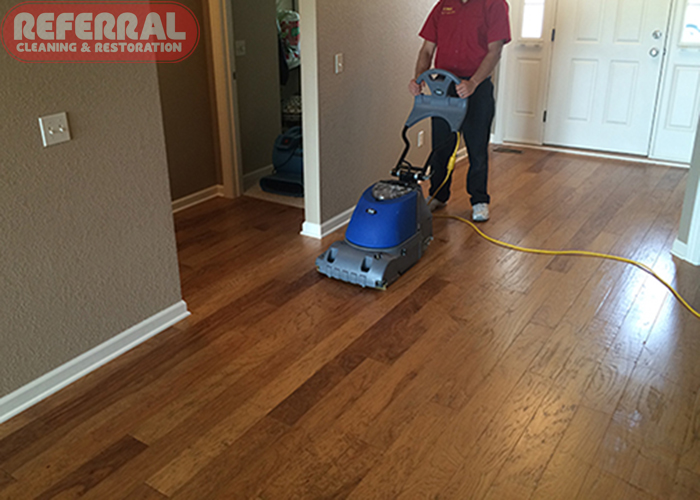 Hardwood Cleaning Banner