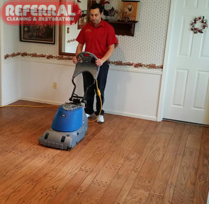 Wood - Cleaning Wood Floor